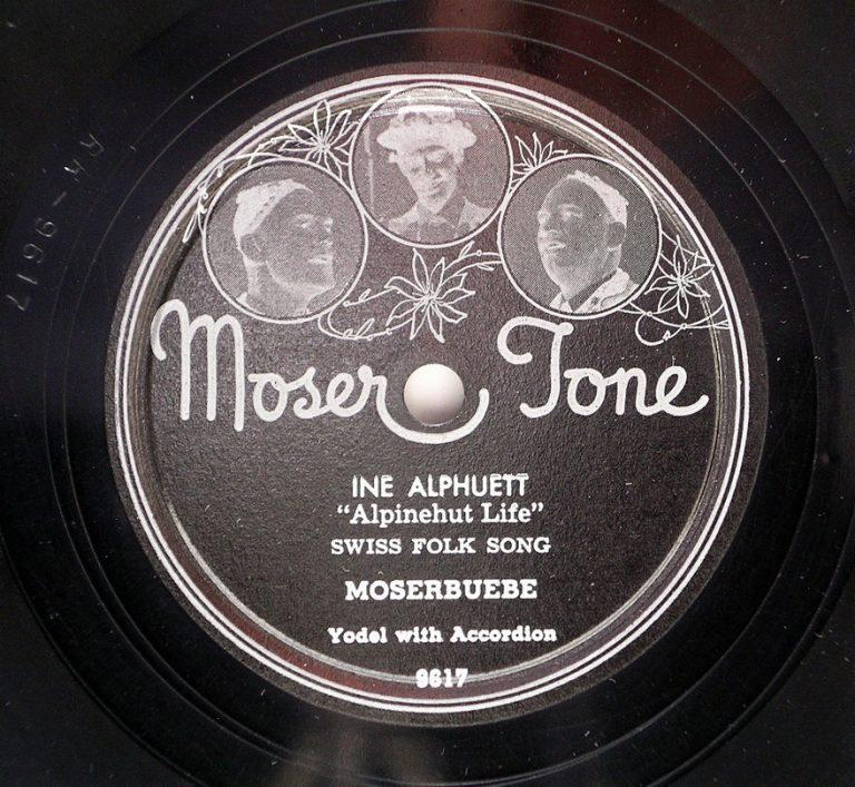 moser brothers yodel