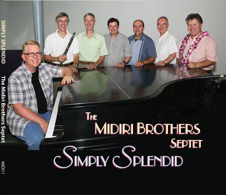 The Midiri Brothers- Simply Splendid