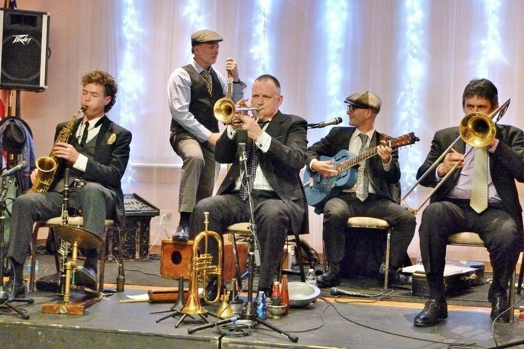 Jazz Gallery December 2016