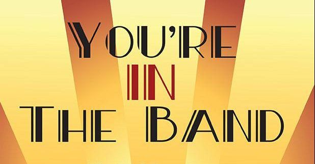 CynthiaSayer YoureInTheBand 1 e1545922066248 - You're IN the Band by Cynthia Sayer