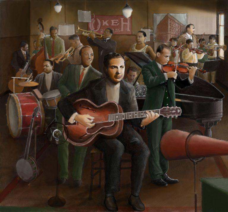 Eddie-Lang-mural