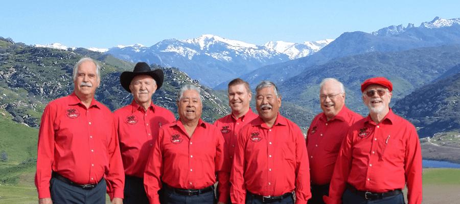 High Sierra Jazz Band Celebrates 40 Years of Hot Traditional Jazz