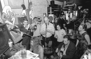 Monas bandstand Lynn Redmile 300x196 - Tuesdays at Mona's