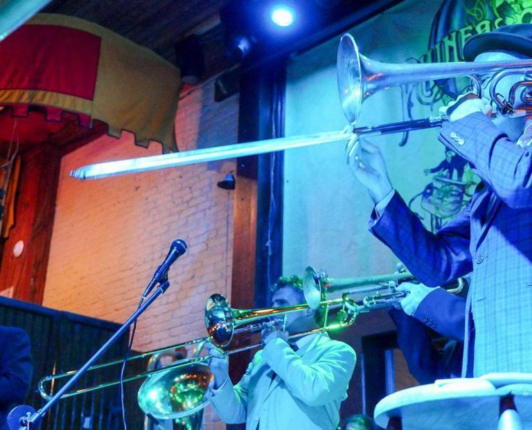 NewOrleansJazz 768x621 - Music Historian David Sager Highlights Foo Foo Fest