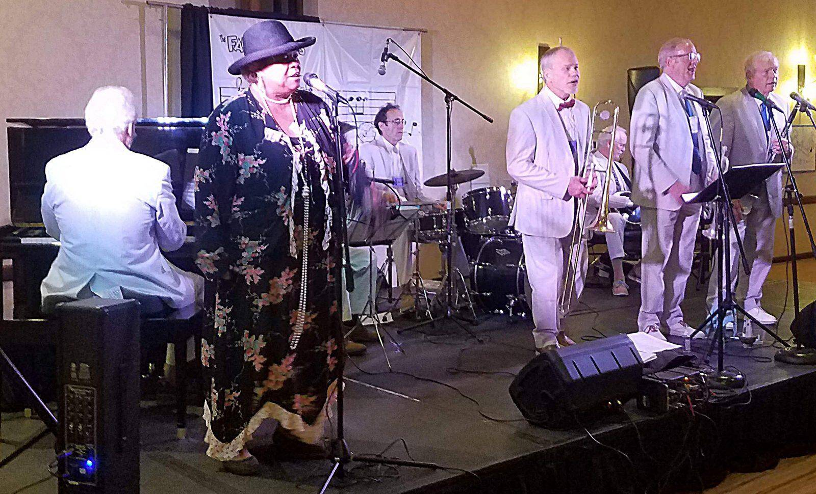 From The 29th Annual Arizona Classic Jazz Festival