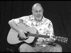 Guitarist and music educator Stefan Grossman