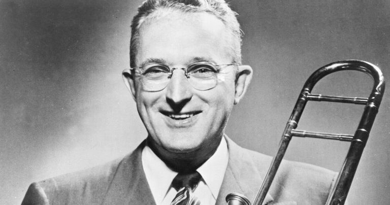 Tommy Dorsey-trombone