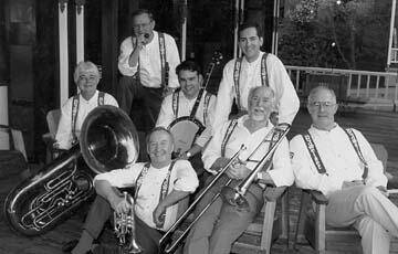 Jean Levinson, Tuba Player for CatsnJammer Jazz Band has passed at 81
