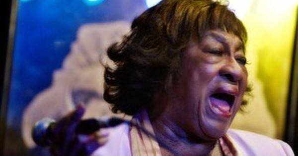 Ruth Brisbane, vocalist for the Harlem Blues and Jazz Band has Died