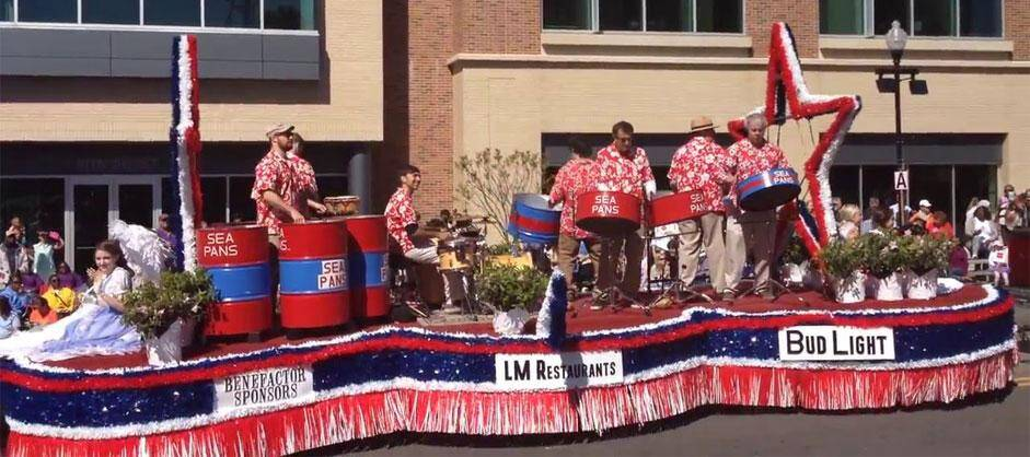 Steel Drums Band Opens 2017 North Carolina Jazz Festival