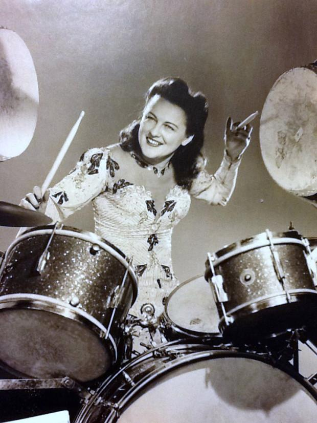 0110 NWS CUR L BRAVO.03 - Viola Smith's Century in Music- An Interview with the World's Oldest Drummer.