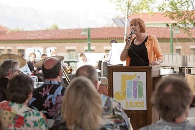 Tucson Jazz Festival Honors Yvonne Ervin