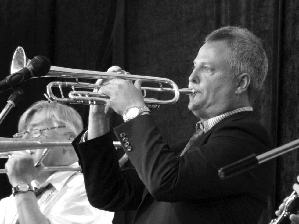 Duke Heitger bw - The Festival Roundup September 2016