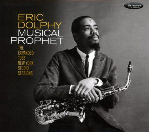 Eric Dolphy Musical Prophet 001 e1548364800654 300x265 - Eric Dolphy Musical Prophet: The Expanded 1963 New York Studio Sessions