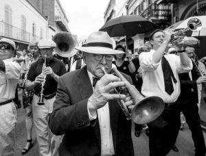 Jim Cullum Bourbon Street Parade