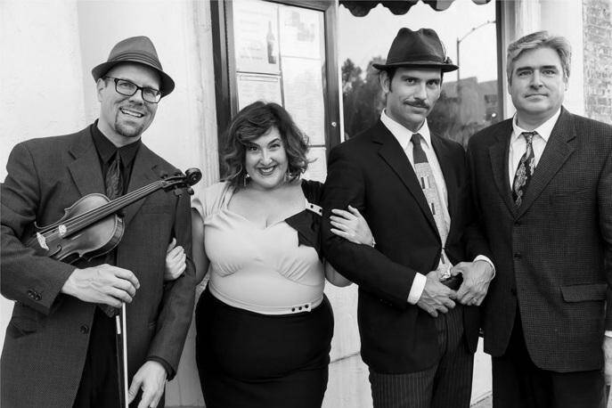 Randi Cee and the Speakeasies bw 1 - The Festival Roundup September 2016