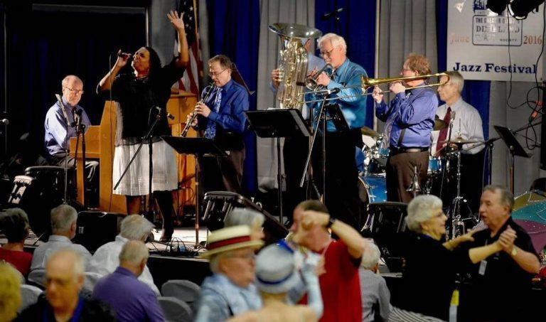 From America's Classic Jazz Festival in Lacey, WA