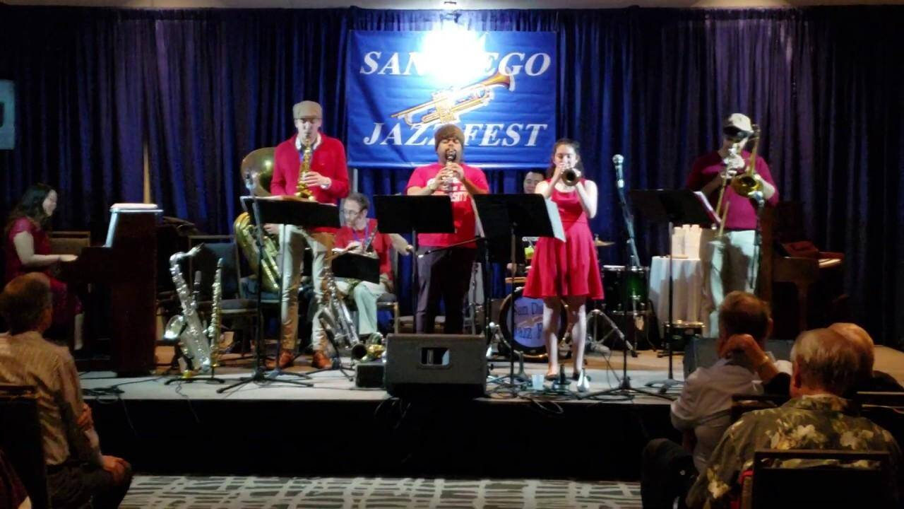 From the San Diego Jazz Fest – The Syncopated Times – Where