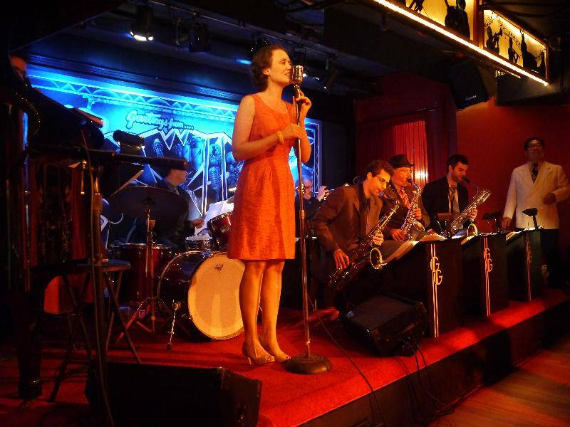 Big Bands Daily in Midtown Manhattan