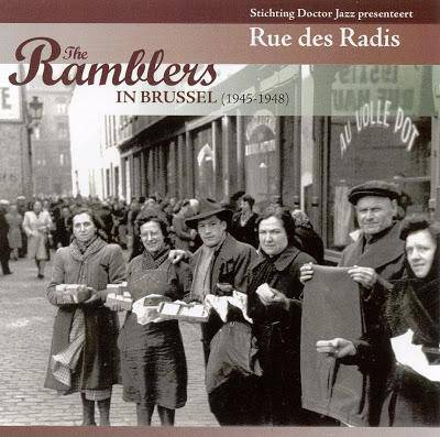 ramblers cover - The Ramblers In Brussels 1945-1948