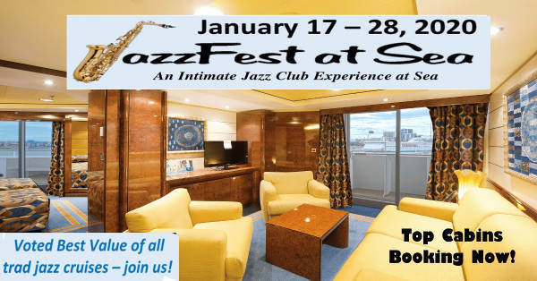 Jazz Fest at Sea - The Festival Roundup November 2019