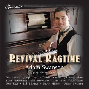 Adam Swanson- Revival Ragtime