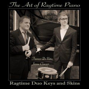The Art of Ragtime Piano by Franco Di Nitto & Jarne Claesen