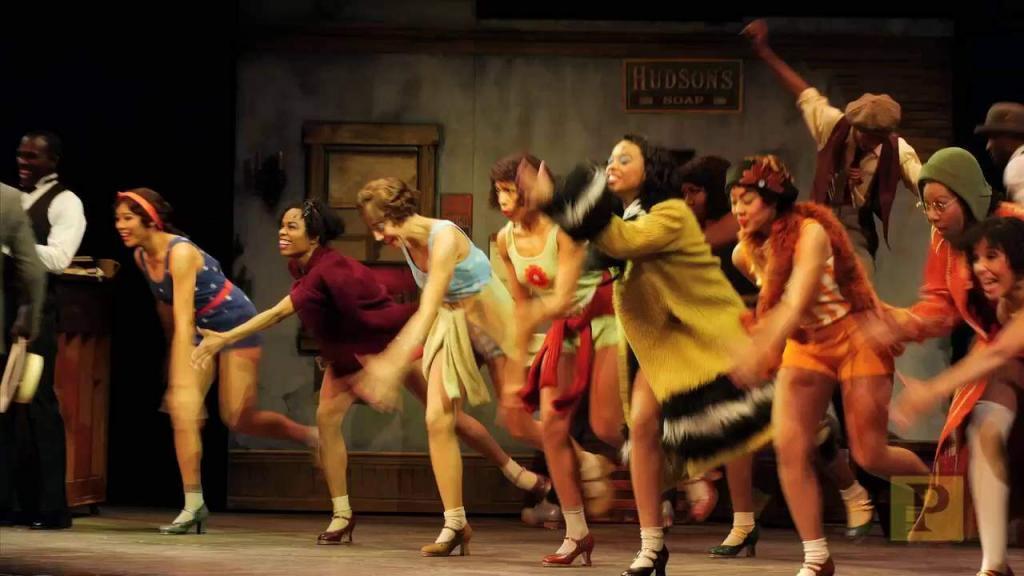 Broadway Reshuffles Shuffle Along