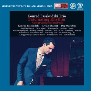 vensa0254 - Konrad Paszkudzki Trio plays the Gershwin Songbook