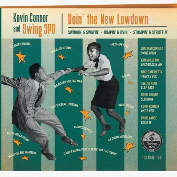 Kevin Connor and Swing 3PO- Doin' the New Low Down