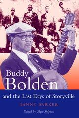 Danny Barker Bolden Book