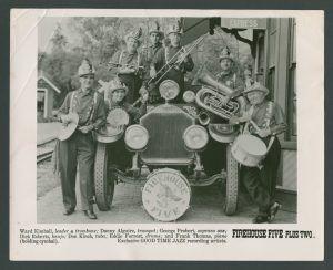 Firehouse 5 e1562457497140 - Texas Shout #35 West Coast Revival Style Dixieland Part 2
