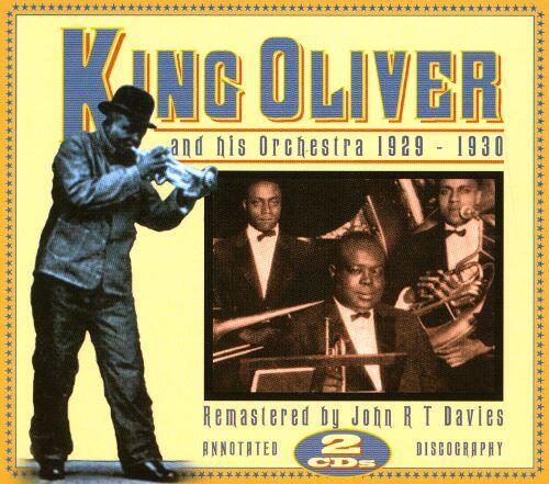 King Oliver 1929 album cover