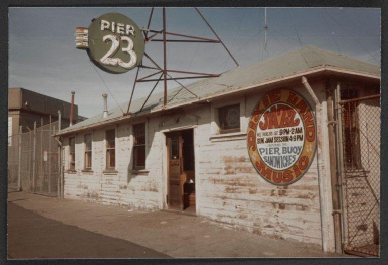 Pier 23 Dixieland Bar West Coast