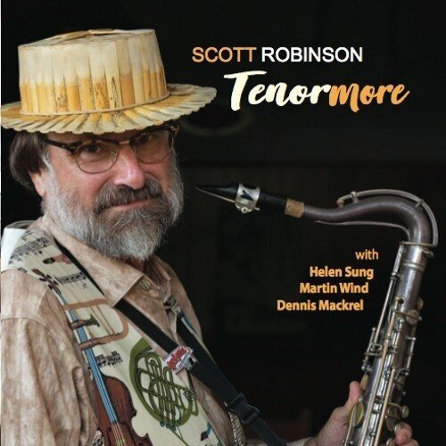 Scott Robinson Tenormore album
