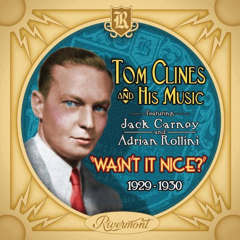 Tom Clines Rivermont Album Cover