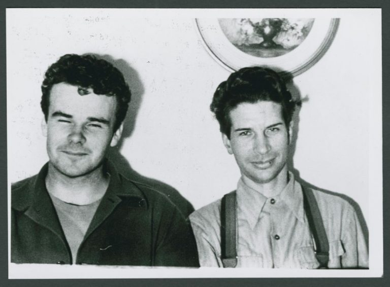Turk Murphy and Lu Watters