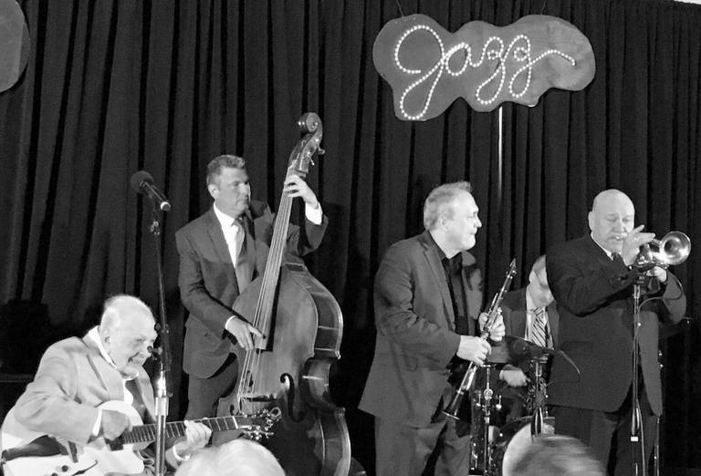 West Texas Jazz Party Celebrates Fiftieth Anniversary in High Style