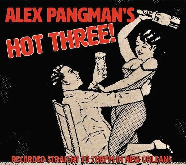 Alex Pangmans Hot three