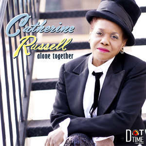 Catherine Russell Alone Together Album Cover