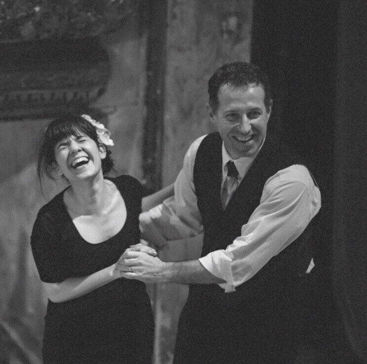 Scott Cupit Swing Dancing