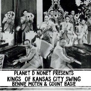 Planet D Nonet Kings of Kansas City Swing