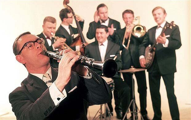 Terry Lightfoot and His New Olreans Jazzmen 1964
