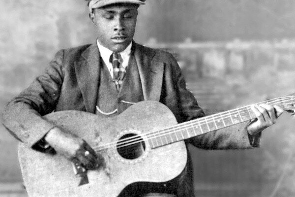 Blind Willie Johnson - Texas Shout #41 Blues
