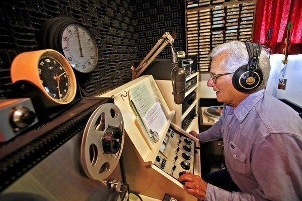 Chuck Cecil Radio Host
