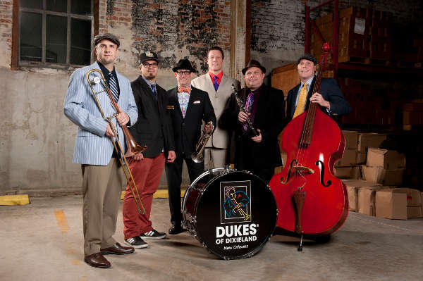 The DUKES of Dixieland: Adjusting to the Times