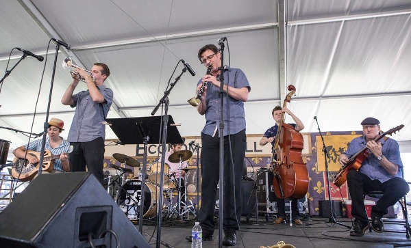 Messy Cookers Jazz Fest