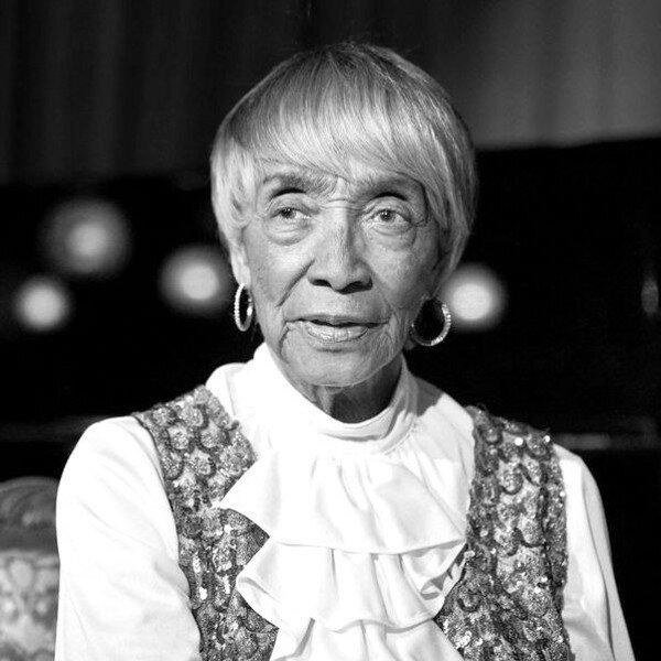 Norma Miller 2015.