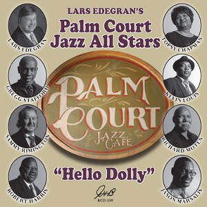 Palm Court Jazz All Stars Hello Dolly Album Cover