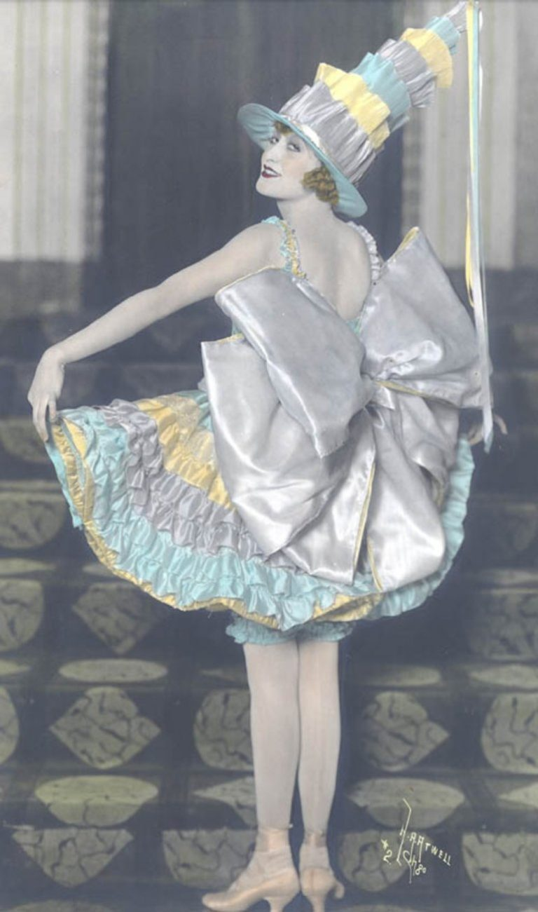 Ruth Etting Color
